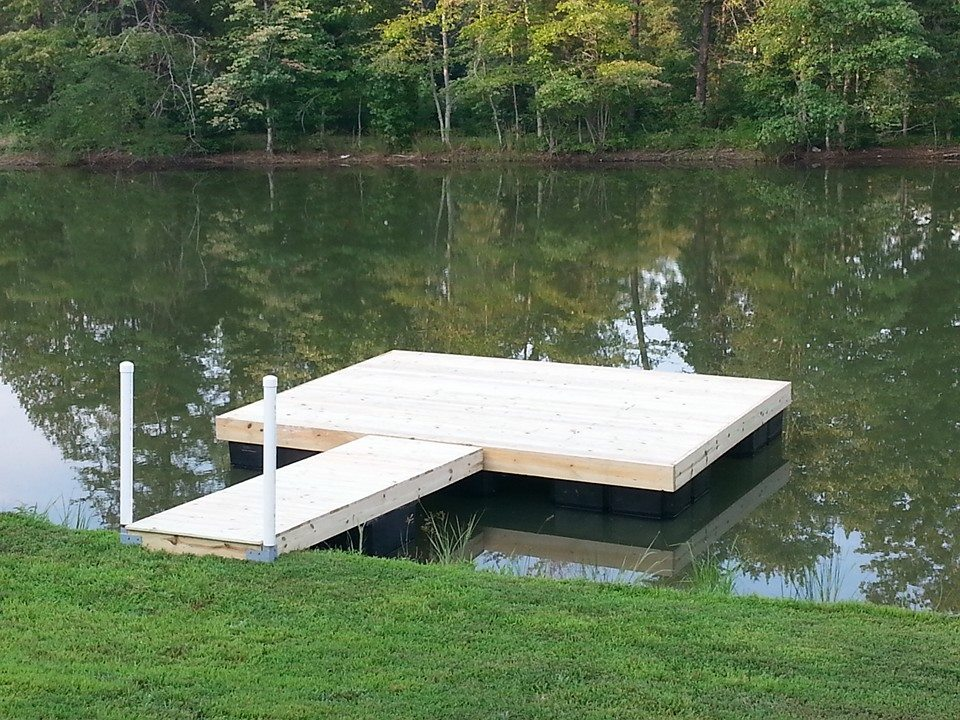 Pond Docks Cocanougher 39 S Dock Solutions Construction